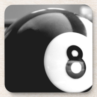 Behind the 8-Ball, Eight Ball Beverage Coaster