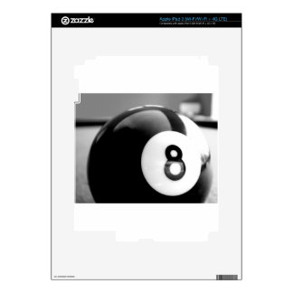 Behind the 8-Ball, Eight Ball iPad 3 Decals