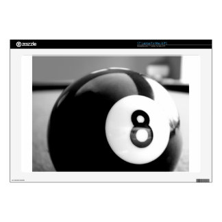 Behind the 8-Ball, Eight Ball Laptop Skins