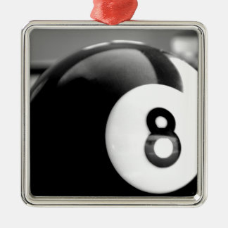 Behind the 8-Ball, Eight Ball Metal Ornament