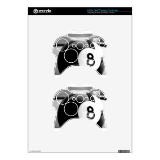 Behind the 8-Ball, Eight Ball Xbox 360 Controller Skin