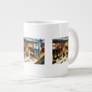 Behind the Counter at the Drugstore Extra Large Mug