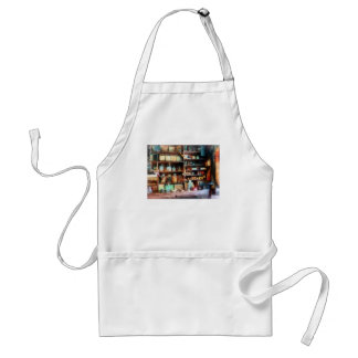 Behind the Counter at the General Store Adult Apron
