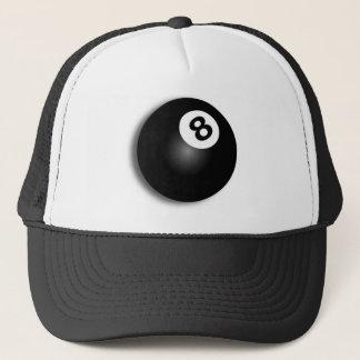 Behind The Eight Ball! Trucker Hat