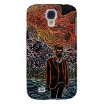 Behind The Glass Wall Iphone 3G Case Galaxy S4 Cases