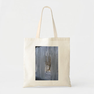 Behind the Ice Curtain Tote Bag