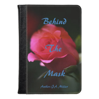 Behind The Mask Kindle Fire Case