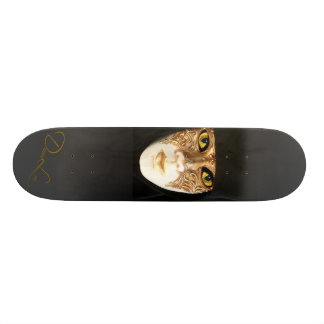 Behind the Mask Masquerade Skateboard Deck
