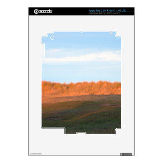 Behind The Sand Dunes Decal For iPad 3