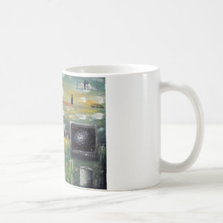 Behind the scenes-Morning broadcast-Custom Print! Coffee Mug