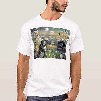 Behind the scenes-Morning broadcast-Custom Print! T-Shirt