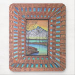 Behind The Woodwork Drawings Mouse Pad