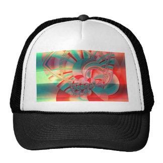 Behind Trucker Hat