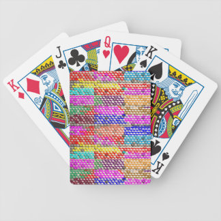BEHIVE Pattern:  Home of Honey Bees Bicycle Poker Cards