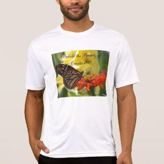 ¡Behold la belleza de la creación Camiseta