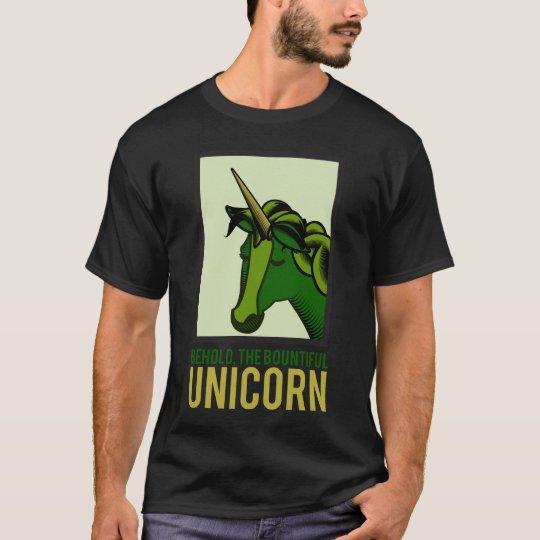 Behold, The Bountiful Unicorn T-Shirt