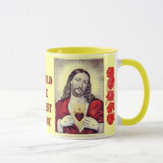 Behold the Christ mug