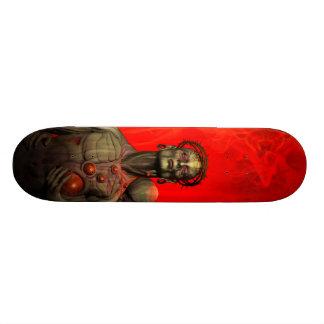Behold The Flesh Skateboard