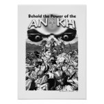 Behold the Power of the Ankh Poster