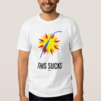 Behold, the Power of Yankauer (Light) T-shirt