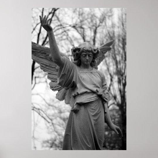 """Behold"" ~ Victorian Statuary Art Poster"
