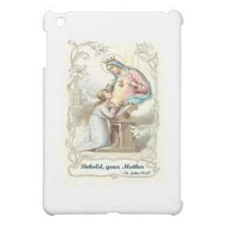 'Behold Your Mother' Blessed Virgin Mary Items iPad Mini Case