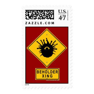Beholder-XING Postage