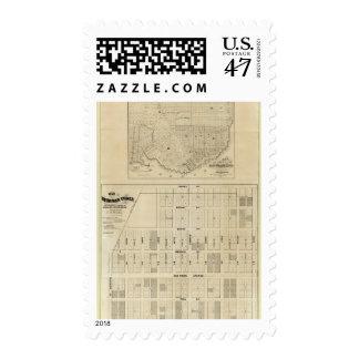 Beideman Tract, San Francisco Postage Stamp