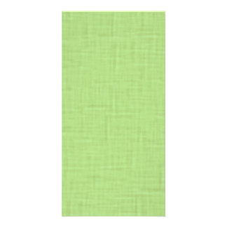 beige001 LIGHT GREEN SPRING CLOTH TEXTURES DIGITAL Picture Card