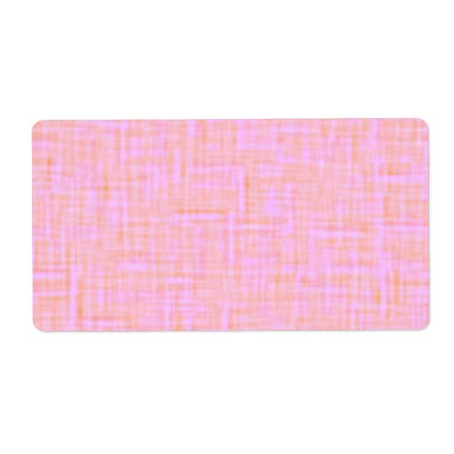beige001-pinks corals shipping label