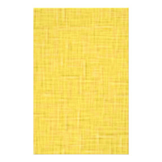 beige001-yellow customized stationery