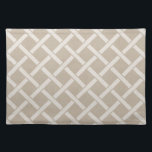 """Beige and Ivory Lattice 