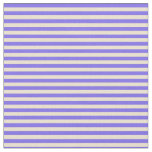 [ Thumbnail: Beige and Medium Slate Blue Colored Pattern Fabric ]