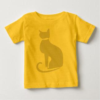 Beige Cat Infant T-shirt