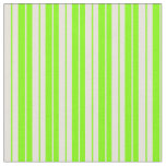 [ Thumbnail: Beige & Chartreuse Colored Pattern Fabric ]