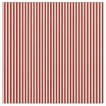 [ Thumbnail: Beige & Dark Red Colored Pattern Fabric ]