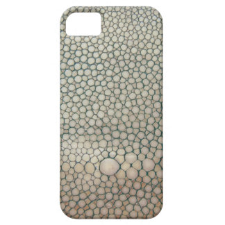 Beige de Shagreen Funda Para iPhone 5 Barely There
