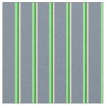 [ Thumbnail: Beige, Forest Green, Light Green & Slate Gray Fabric ]