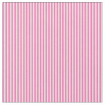 [ Thumbnail: Beige & Hot Pink Colored Lined/Striped Pattern Fabric ]