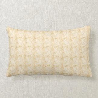 Beige Mix & Match Lumbar American MoJo Pillow