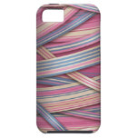 Beige Rose abstract lines iPhone 5 Covers