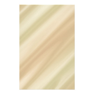 Beige simple stationery