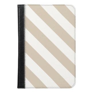 Beige Stripes iPad Mini Case