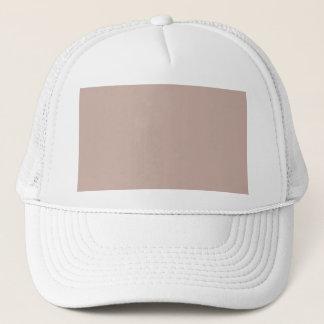 Beige Tan Sandstone Color Only Trucker Hat