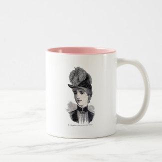 """""""Beige"""" Two-Tone Coffee Mug"""