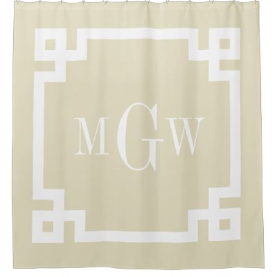 Mint, Navy Blue, White Preppy Madras Plaid Shower Curtain | Zazzle