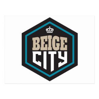 BeigeCity.ai Postcard