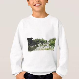 Beijing BotanicalGardens Drawing Sweatshirt