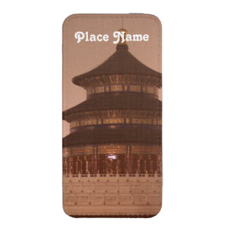 Beijing iPhone 5 Pouch