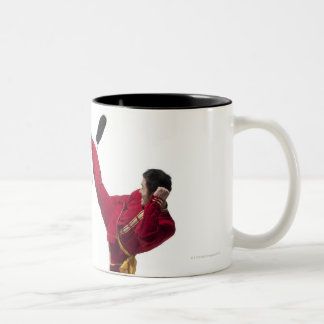 Beijing,China 12 Two-Tone Coffee Mug